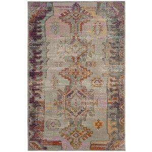 jasper light graypurple area rug