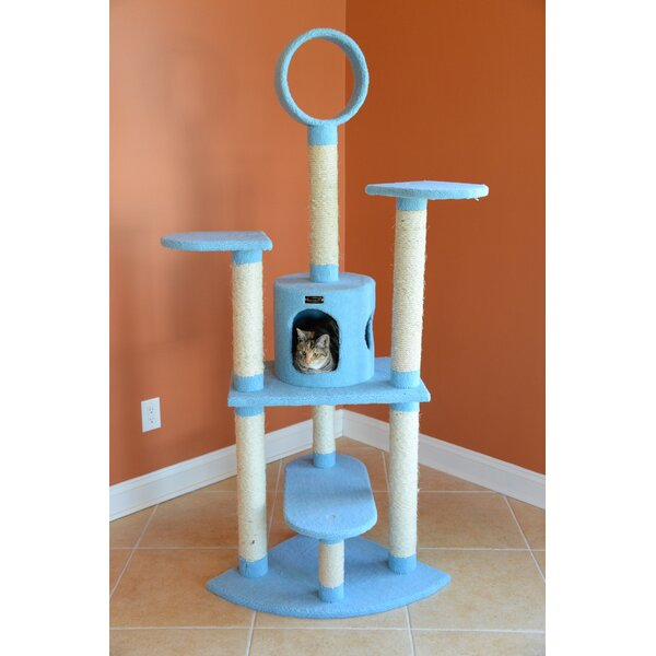 66 Classic Cat Tree by Armarkat