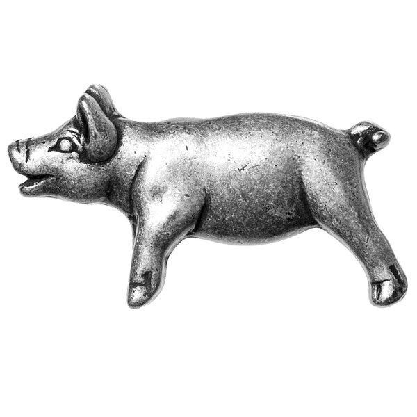 Pig Novelty Knob by Big Sky Hardware