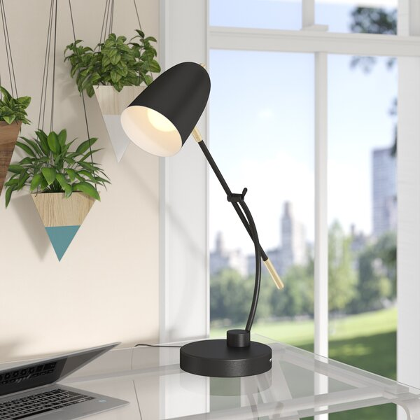 Moretti 23 Desk Lamp by Globe Electric Company