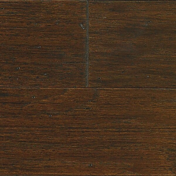Inverness 5 Engineered Hickory Hardwood Flooring in Timber by Mannington