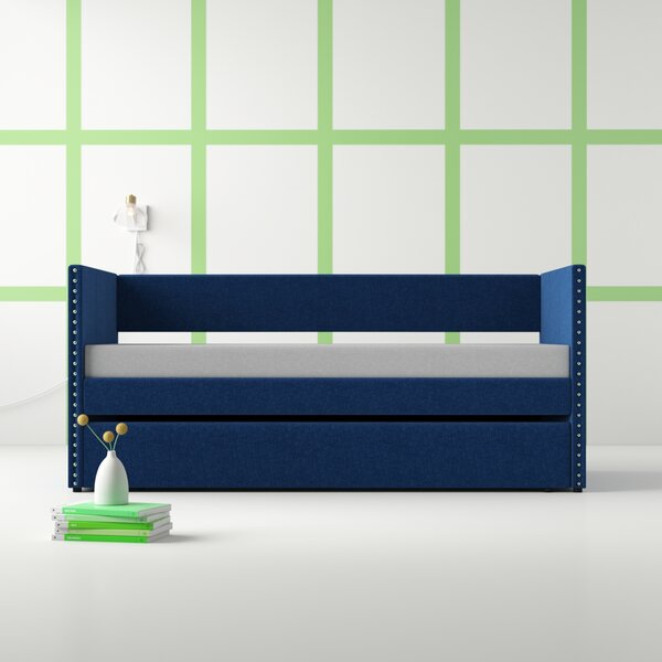 Yelton Twin Daybed With Trundle By Hashtag Home