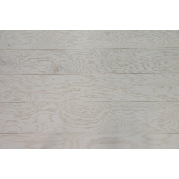 Sydney 7-1/2 Engineered Oak Hardwood Flooring in Coconut by Branton Flooring Collection
