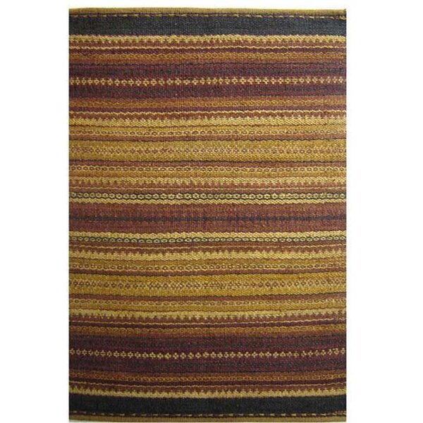 Diana Burgundy Area Rug by Acura Rugs