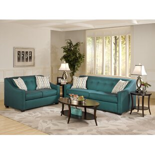 Brittany Configurable Living Room Set  by Chelsea Home