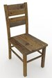 Travis Heights Solid Wood Dining Chair (Set of 2) by Union Rustic