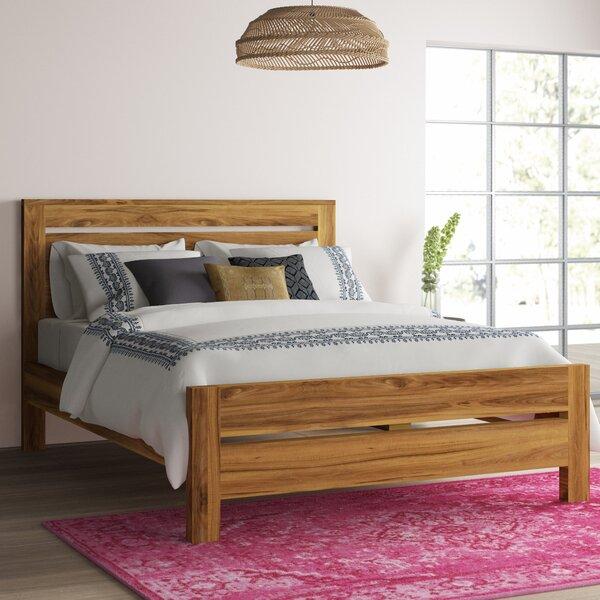 Allegro Queen Platform Bed by Mistana