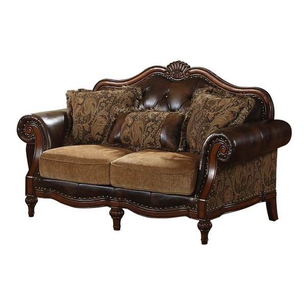 Peltz Loveseat by Astoria Grand