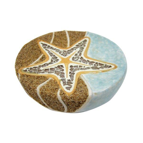 Mosaic Shell Soap Dish by Croscill Home Fashions