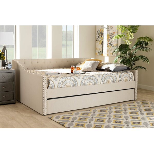 Redus Daybed With Trundle By Red Barrel Studio