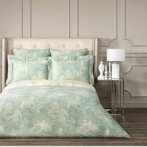 Pagoda Single Duvet Cover