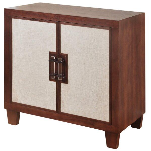 Balthrop Linen 2 Door Accent Cabinet by Bloomsbury Market Bloomsbury Market