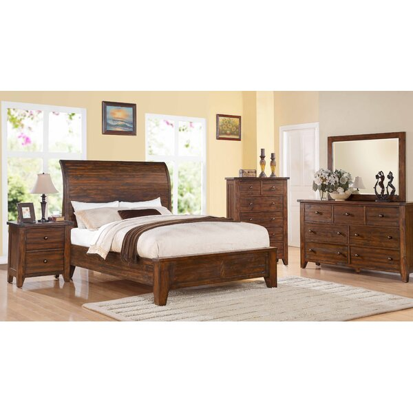 Cally Panel Configurable Bedroom Set by Modus Furniture