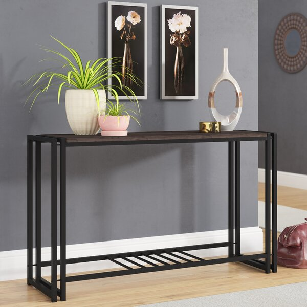 Review Fogg Console Table