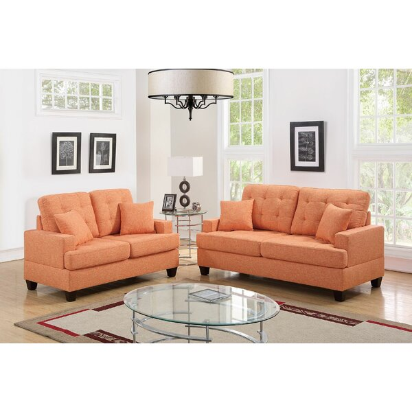 Woolridge 2 Piece Living Room Set by Latitude Run