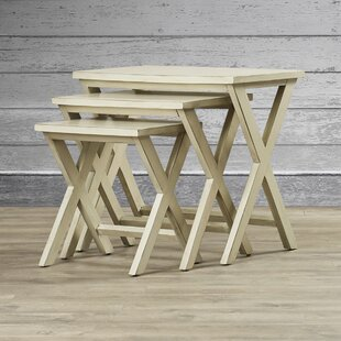 Edgecomb 3 Piece Nesting Tables