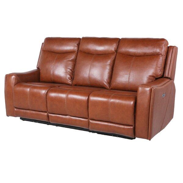 Adan Recliner Sofa by Red Barrel Studio