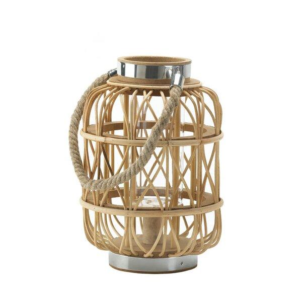 Duncan Metal Lantern by Bay Isle Home