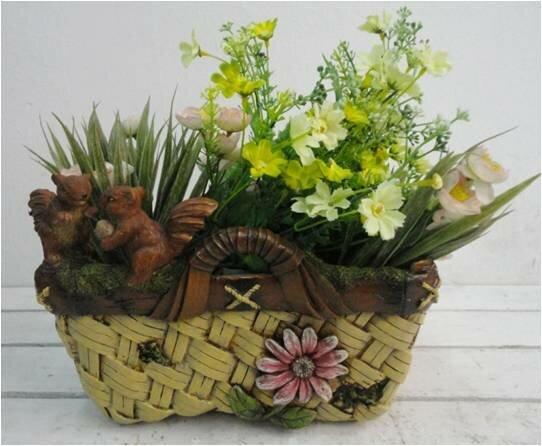 Shelba Polyresin Pot Planter by August Grove