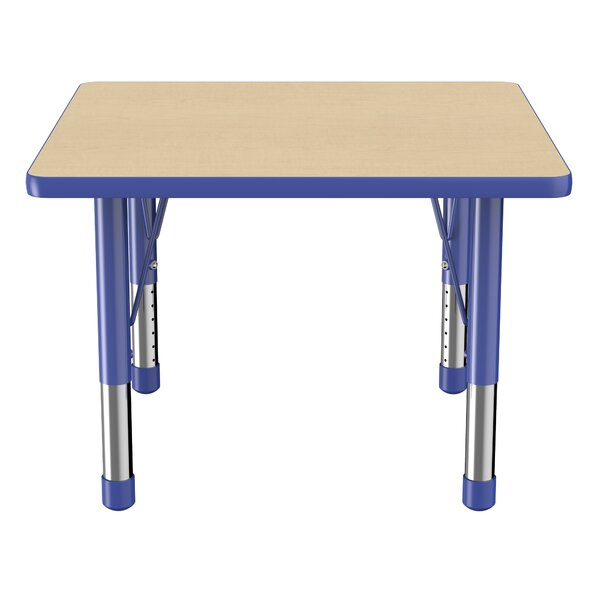 Square Activity Table by ECR4kids