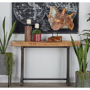 Shop For Metal Wood Console Table ByCole & Grey