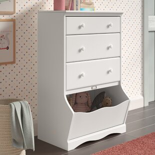 Reviews Helmick 3 Drawer Chest ByViv + Rae