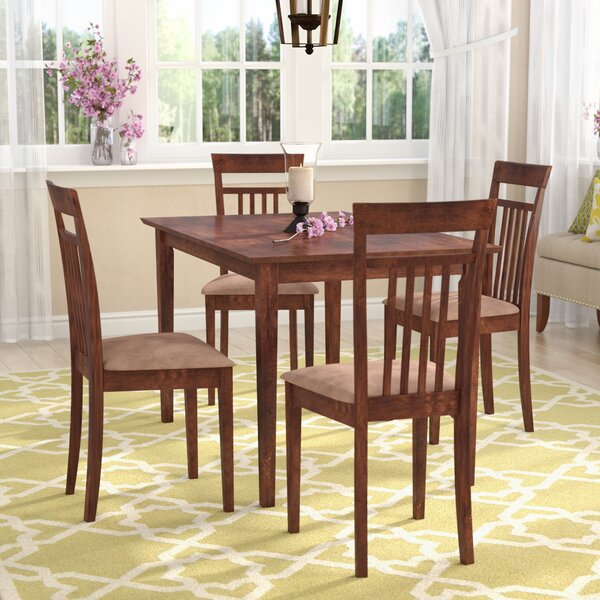 Cathrine 5 Piece Dining Set by Red Barrel Studio
