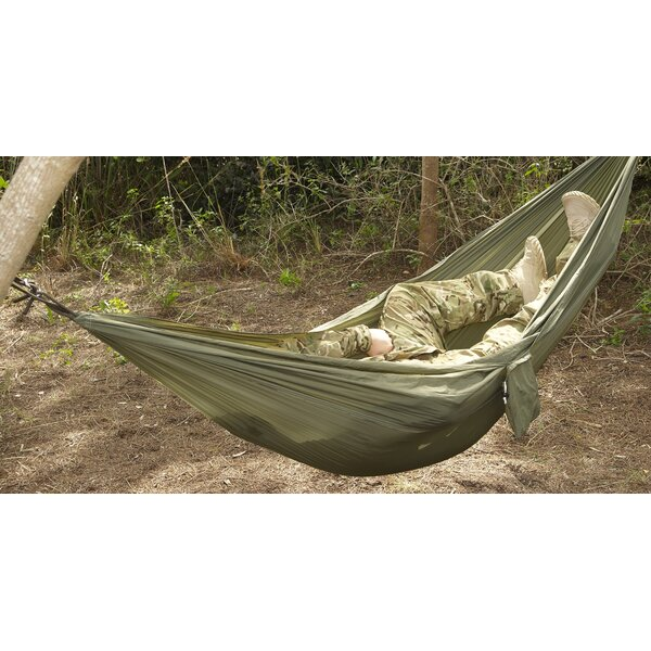 Tropical Cotton Camping Hammock by Snugpak