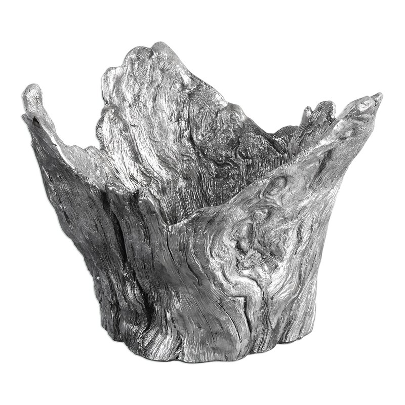 metal decor elm products bowl cast decorative west o