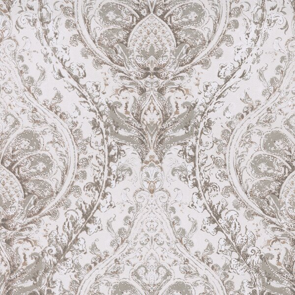 Painted 32.97 x 20.8 Damask Wallpaper by Walls Republic