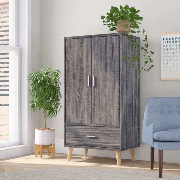 Grosso Armoire by Wrought Studio Wrought Studio