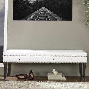 Baxton Studio Tavignano Wood Bench by Wholesale Interiors