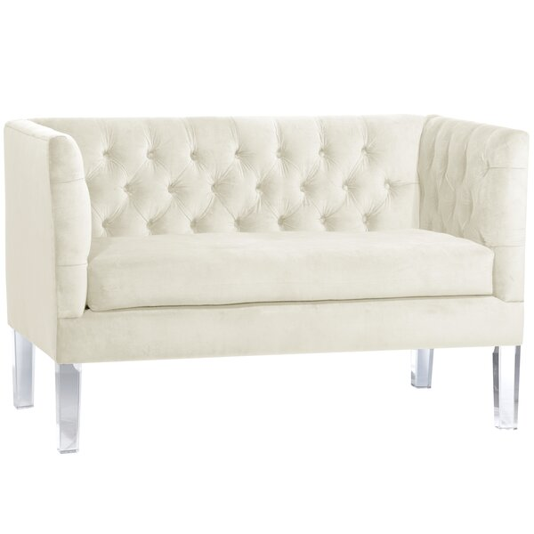 Loggins Settee by Mercer41