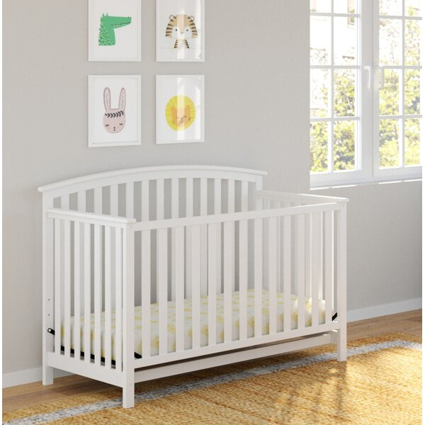 Freeport 4-in-1 Convertible Crib by Graco