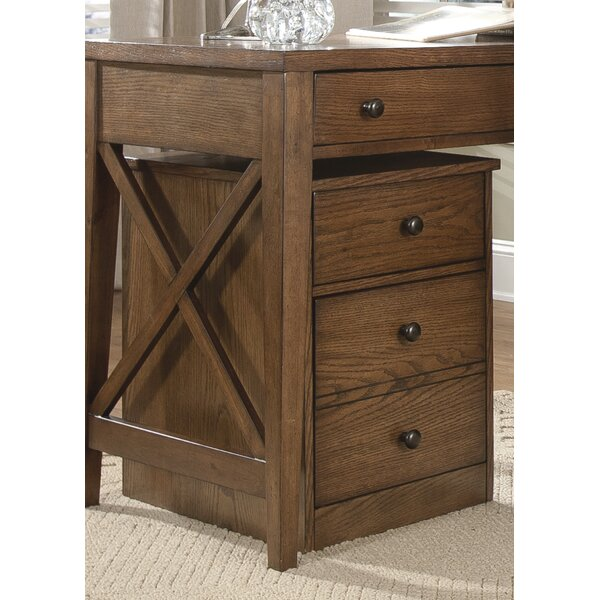 Methuen 2-Drawer Mobile  File Cabinet by Loon Peak