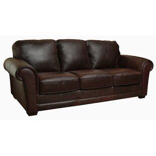 Amazing Buda Leather Sofa