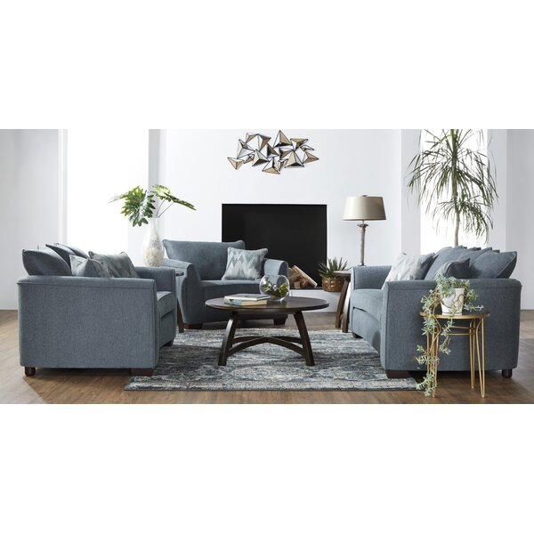Jann Loveseat By Wrought Studio