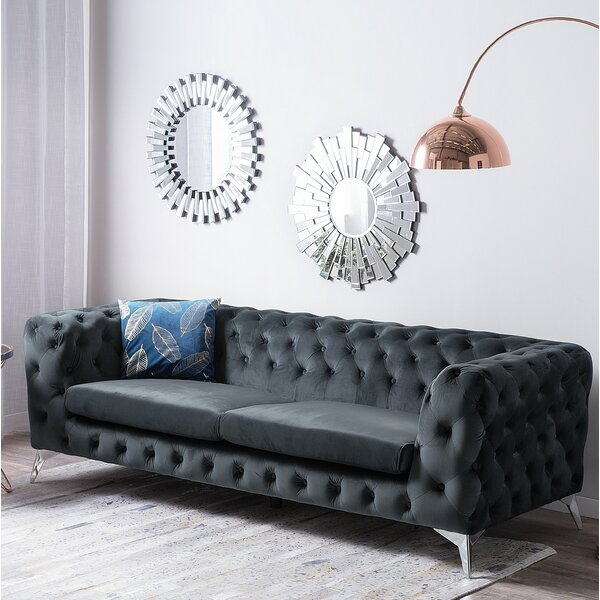 Internet Buy Ludie Sofa by Everly Quinn by Everly Quinn