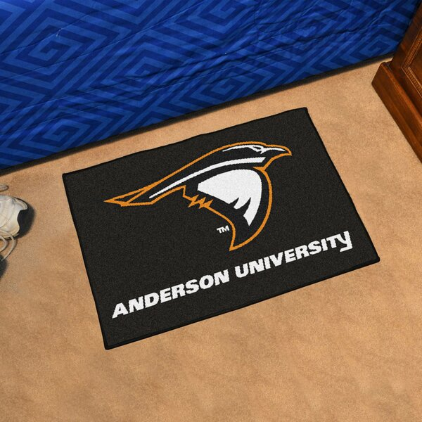 Anderson University (IN) Doormat by FANMATS