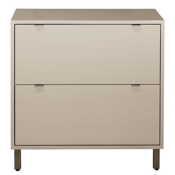 Southville 2 Drawer File Cabinet by Latitude Run