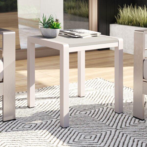 Plastic/Resin  Side Table by Brayden Studio