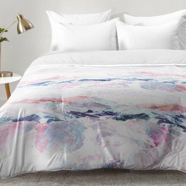 Romeo Painted Rockies Comforter Set