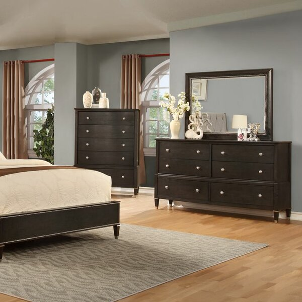 Dejuan 5 Drawer Chest by Darby Home Co