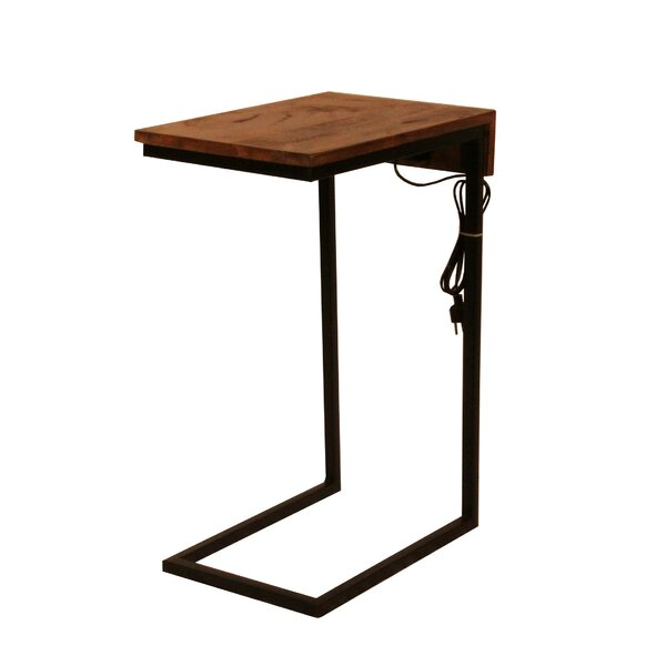 Waterville C Table End Table By Union Rustic