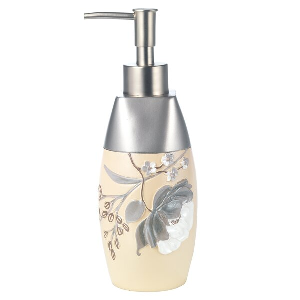 Ashley Lotion Dispenser by Popular Bath