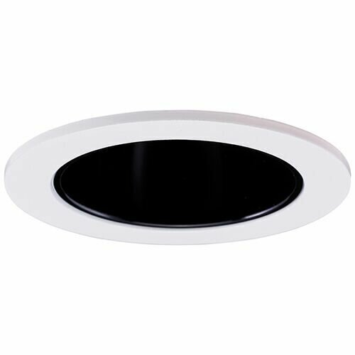 Adjustable Reflector Wall Wash 3 LED Recessed Trim by Elco Lighting
