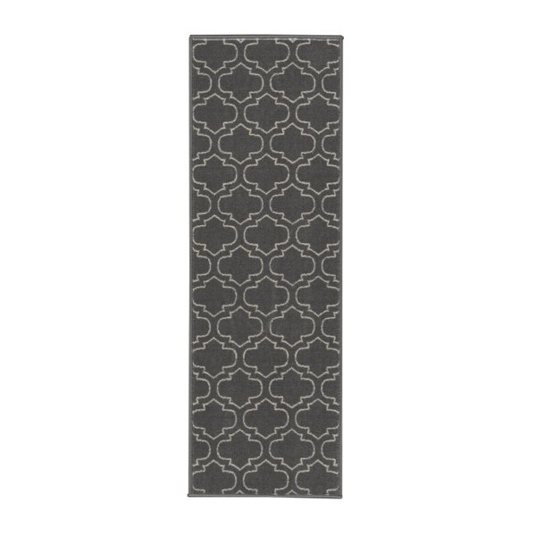 Somerford Gray Area Rug by House of Hampton