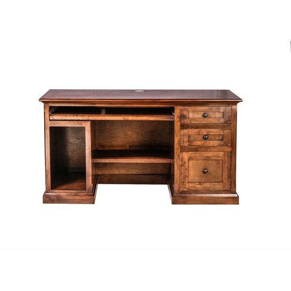 Mcfadden Knob Computer Desk by Loon Peak