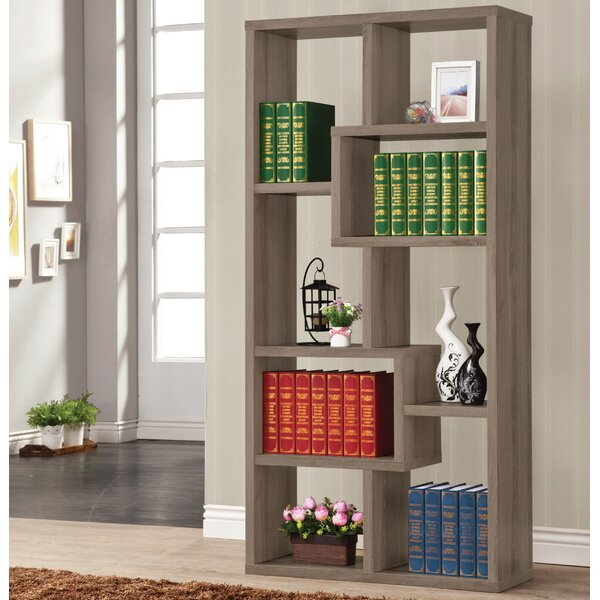 Dalzell Cube Unit Bookcase by Mercury Row