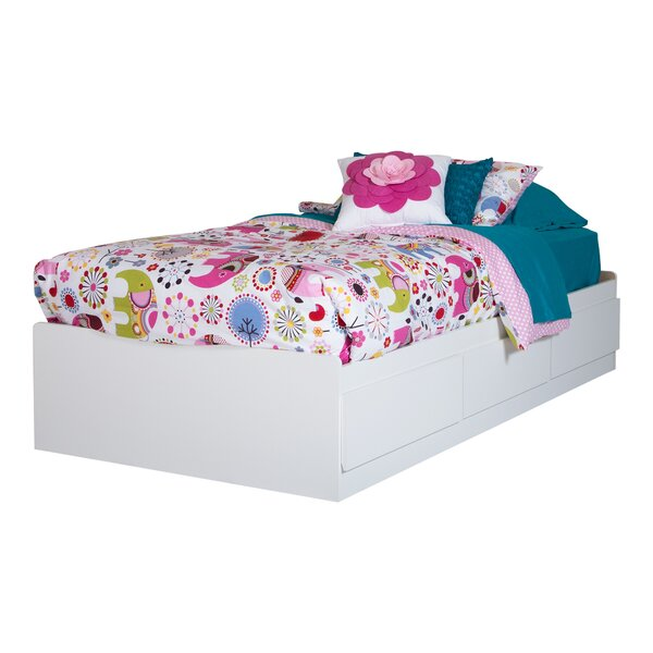Northampt Twin Mates & Captains Bed With Drawers By Three Posts Teen by Three Posts Teen Bargain